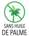 Logo sans huile de palme