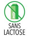 Logo sans lactose