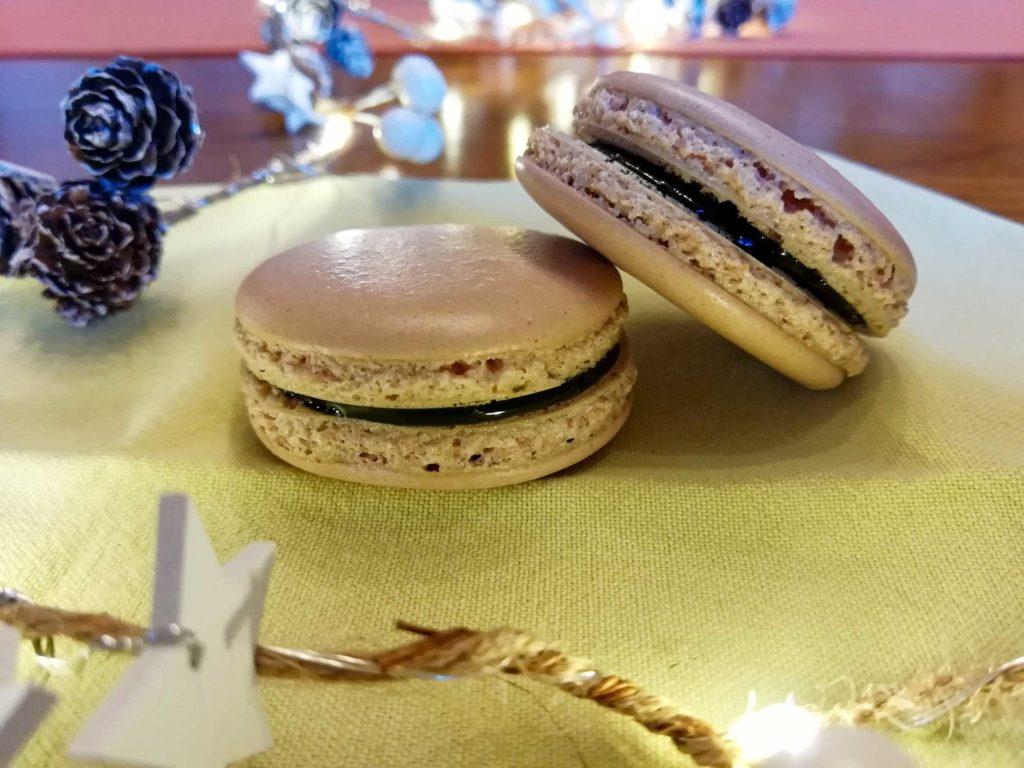 Recette Gourmande Des Macarons à La Pâte à Tartiner Spiruline