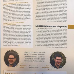 ARTICLE TOULECO HORS SERIE